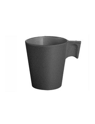 Flashy Loftstony Zwart espressokopje 8cl