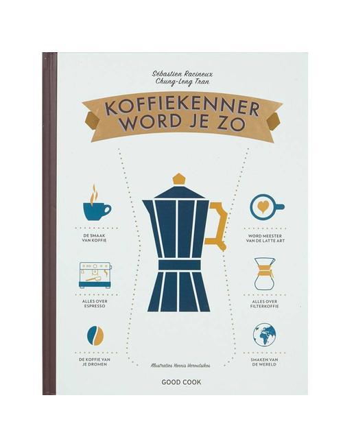 Boek Koffiekenner word je zo - Sebastien Racineux