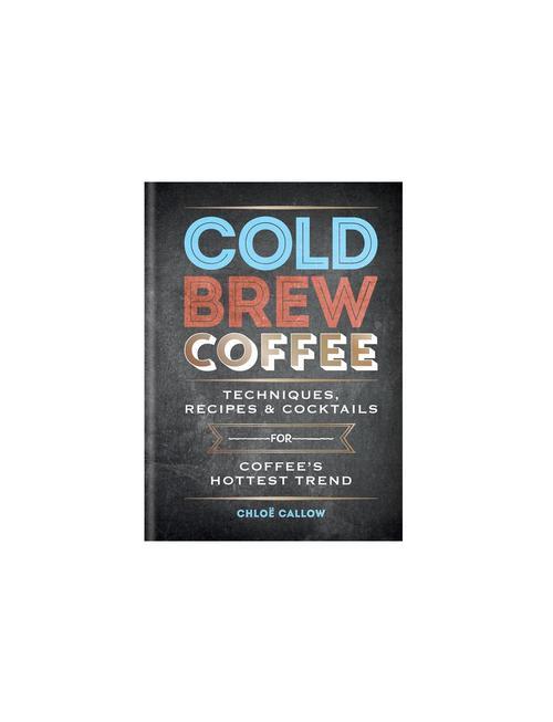 Boek Cold Brew Coffee - C. Callow