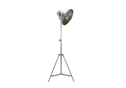 Label51 Voerlamp  industrieel Factory Raw Iron