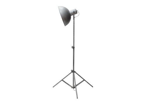 Label51 Vloerlamp Urban antiek grijs