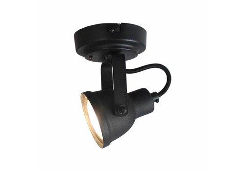 Label51 Plafond lamp Spot Max  incl.led zwart