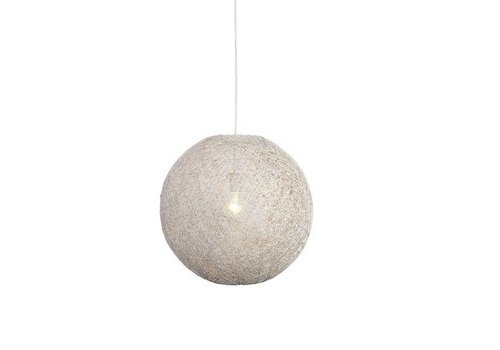 Label51 Hanglamp Twist 30 cm wit