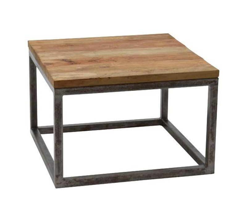Salontafel Boston 60cm teak