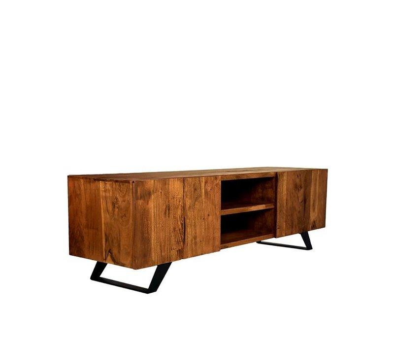 Tv-meubel Temba 160x45x50 cm