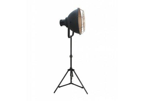Label51 Vloerlamp Max zwart