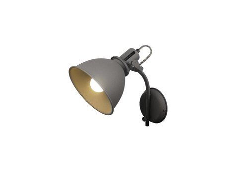 Label51 Wandlamp Spot mat grijs