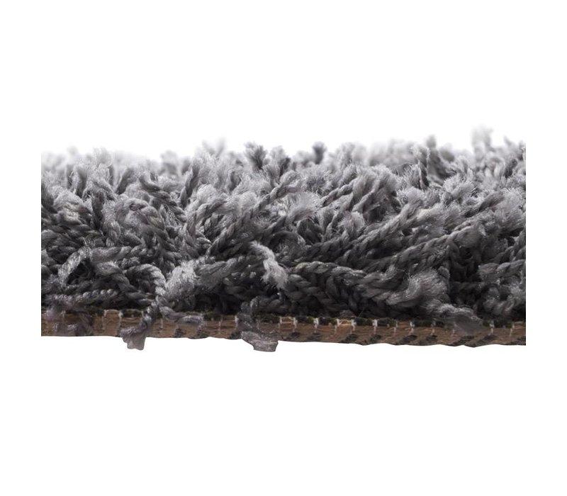 Vloerkleed COZY 290x200cm grijs