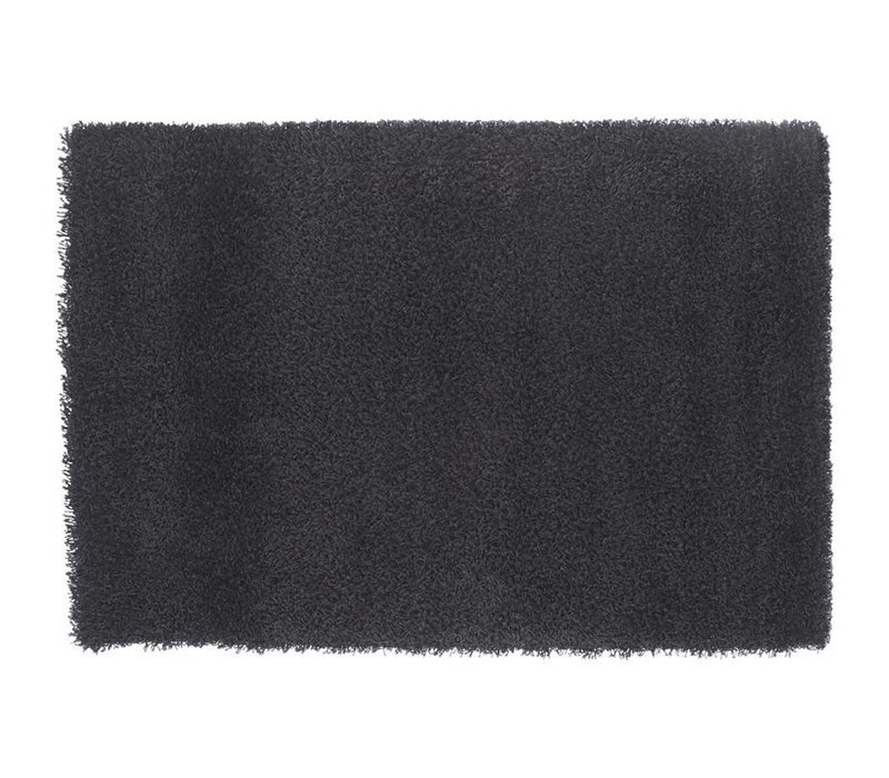 Vloerkleed COZY 290x200cm zwart