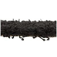 Vloerkleed COZY RONDO 200cm zwart