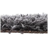 Vloerkleed COZY RONDO 160cm grijs