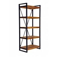 Boekenkast Brussels 80x45x185cm