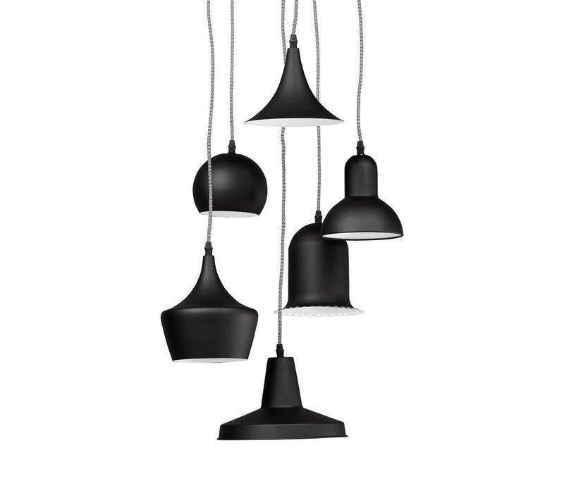 Hanglamp set van 6 PENGAN