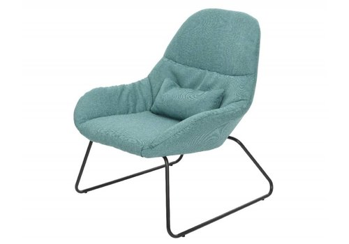 hoom-amsterdam Fauteuil lounge Pes stalen frame