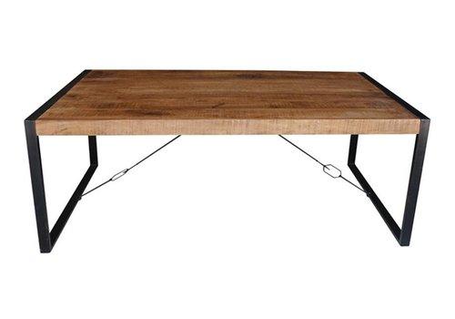 Livingfurn Eettafel Strong 140x80cm