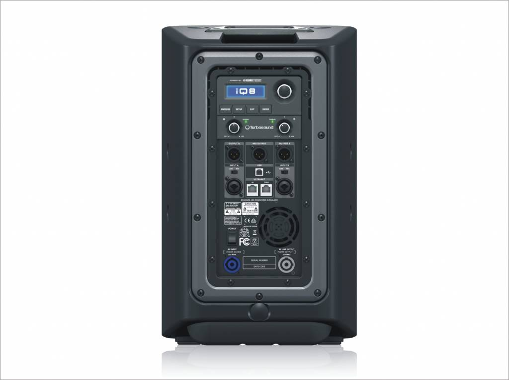 Turbosound  IQ8-EU