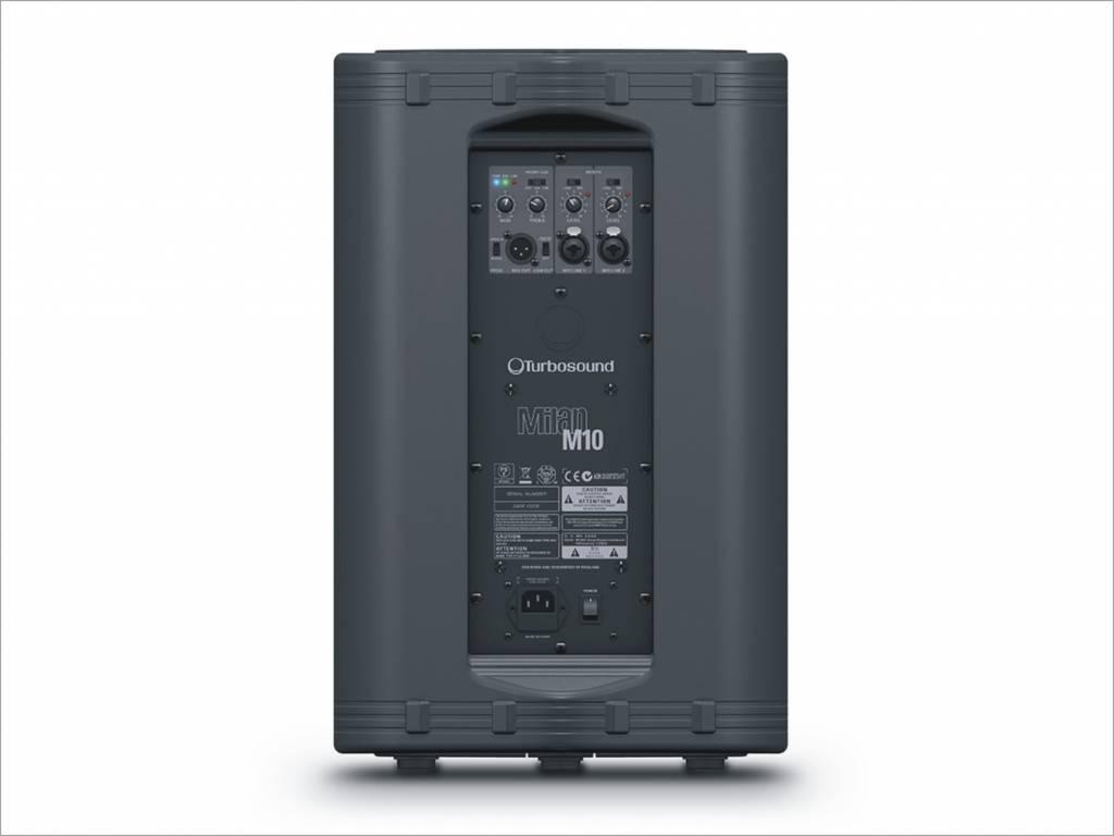 Turbosound crea M10-EU
