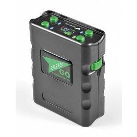GreenGO 2 channels beltpack X version 4 buttons