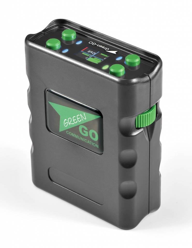 GreenGO GGO-BPX Beltpack Wired