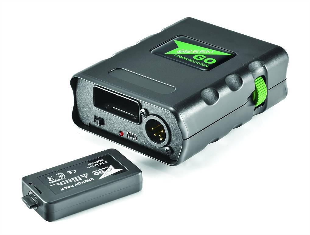 GreenGO GGO-NRGP spare battery
