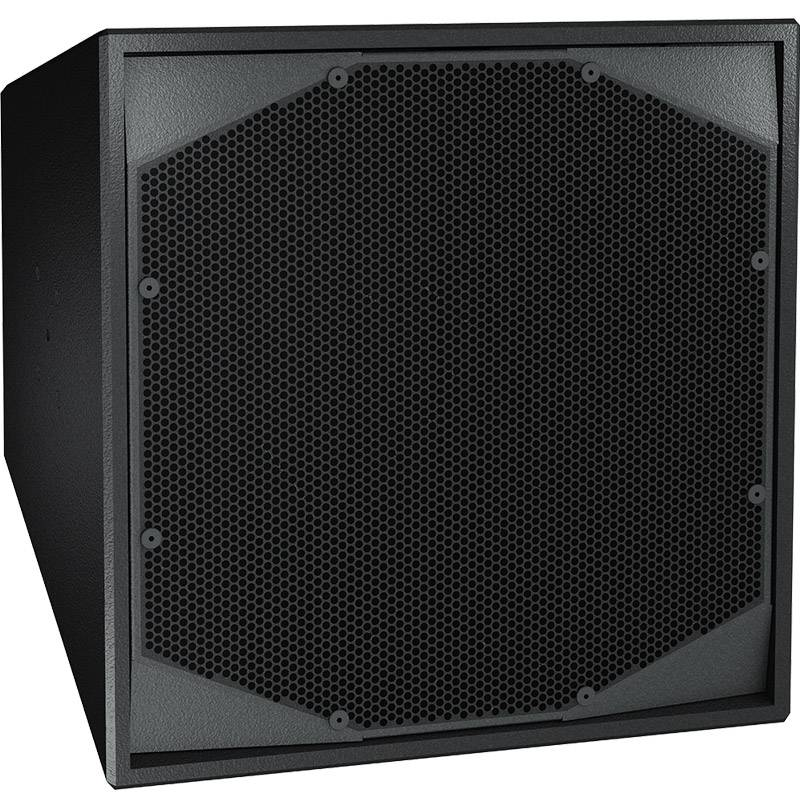 "Clair Brothers Active Coaxial, Horn-loaded Loudspeaker 12""LF, 3""HF (60°H x"