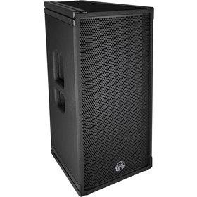"Clair Brothers 2-way active install full range: 12"" LF, 2"" HF | 90°H x40°V"