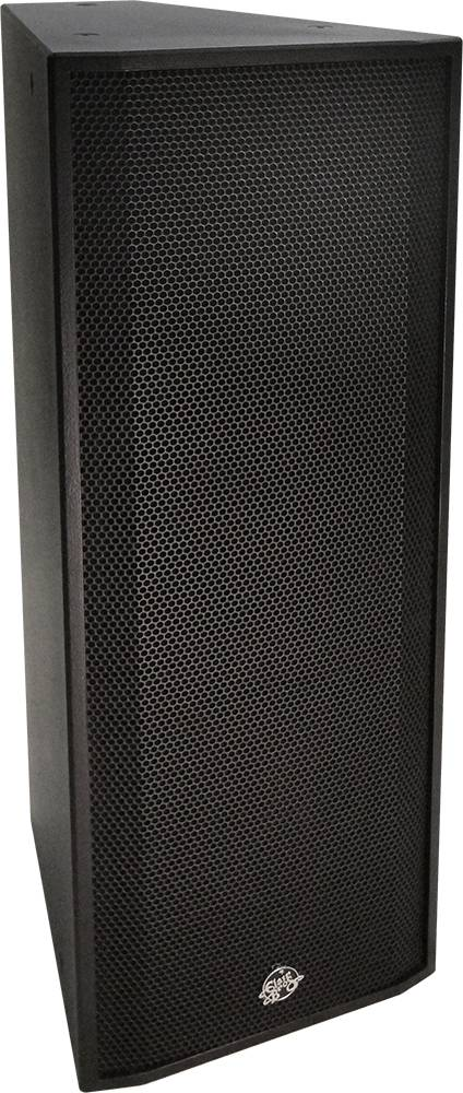 """Clair Brothers Active 3-Way Full-Range, 12"""" LF, 12"""" Horn loaded MF, 2"""" HF,"""
