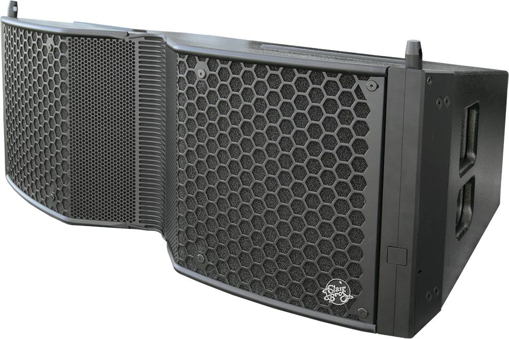 "Clair Brothers 3-way active mobile array:2x15""LF,4x6""MF,4x3""HF