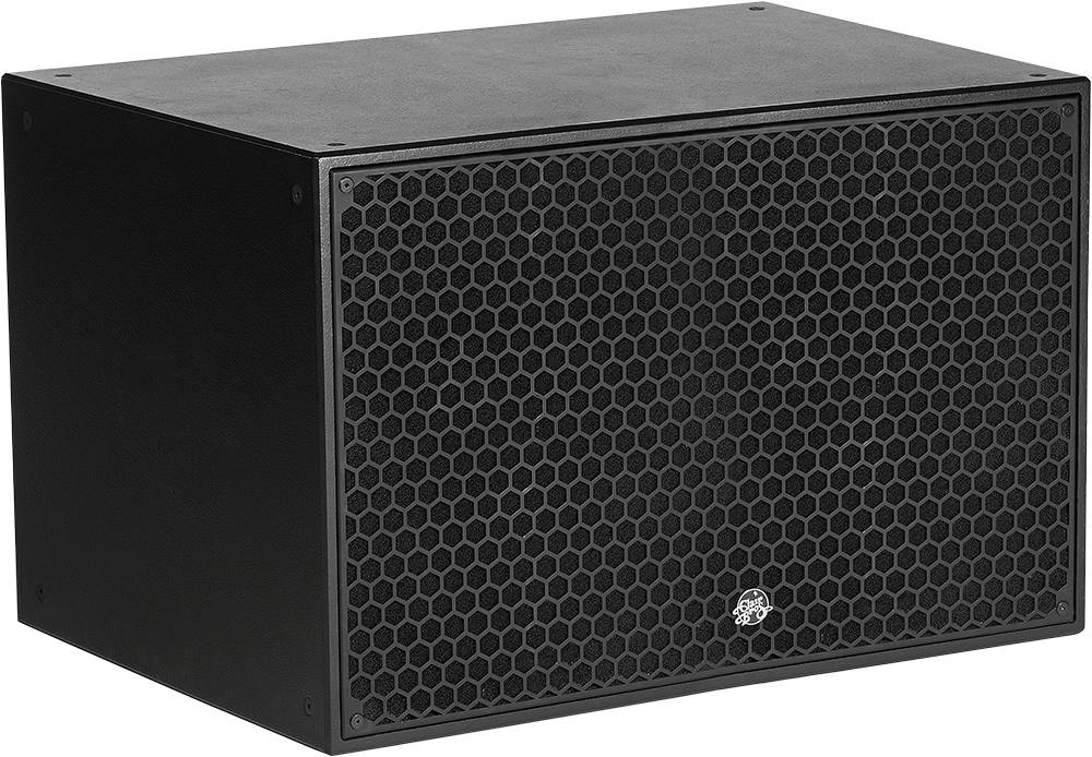 """Clair Brothers High output Sub: 2x 18"""""""