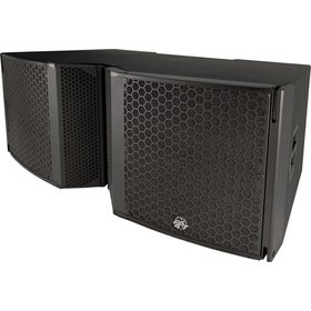 "Clair Brothers LT 3-way mobile array:2x18""LF,6x6""LMF,8x2.5""HF
