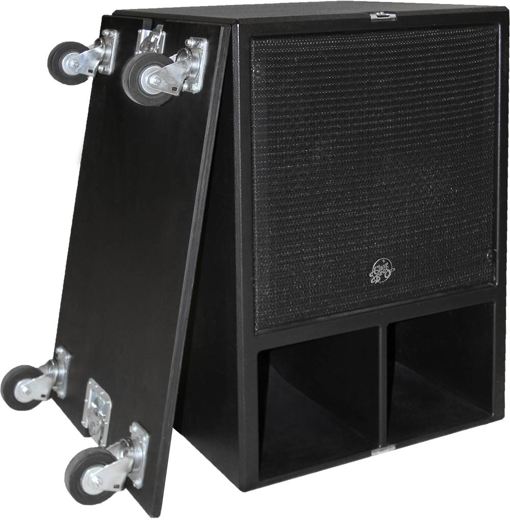 Clair Brothers Mobile mid-bass: 18"
