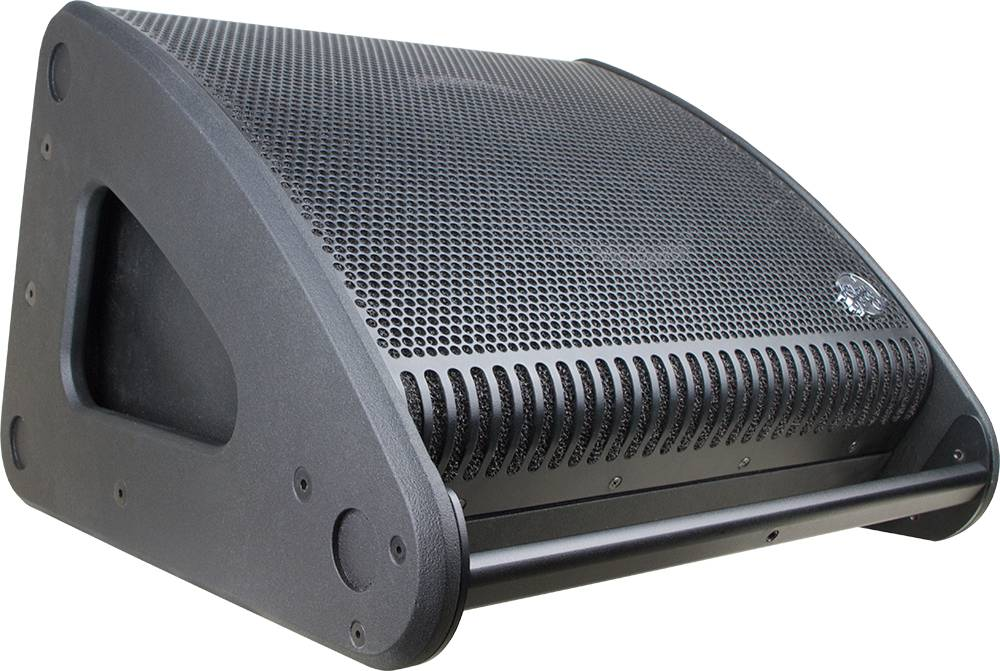"Clair Brothers Self-powered,Coaxial Stage Monitor: 12""LF,3""HF
