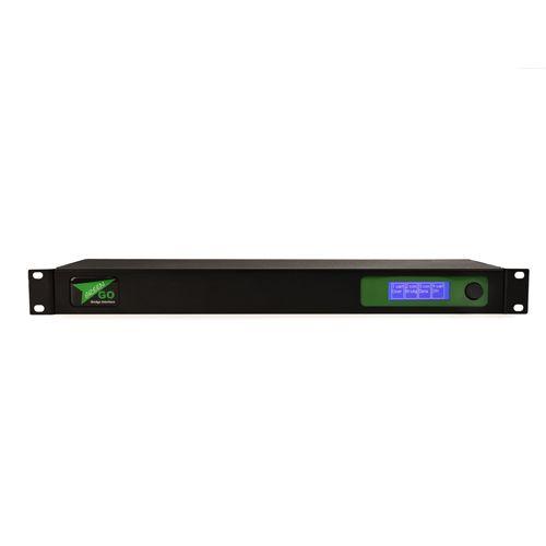 "GreenGO 4 streams bridge interface 19"" 1U"