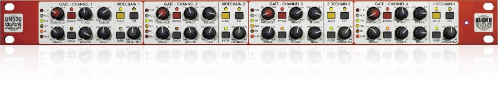 Klark Teknik DN530-EU