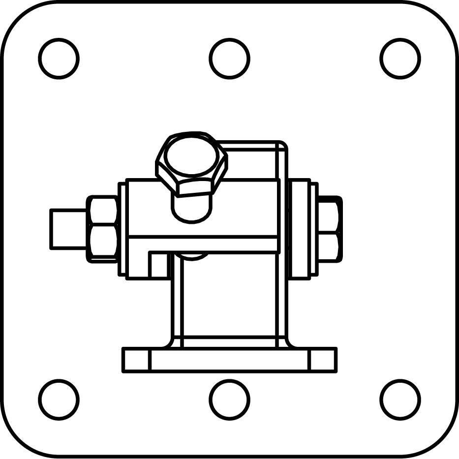 Turbosound  CB-10-WH