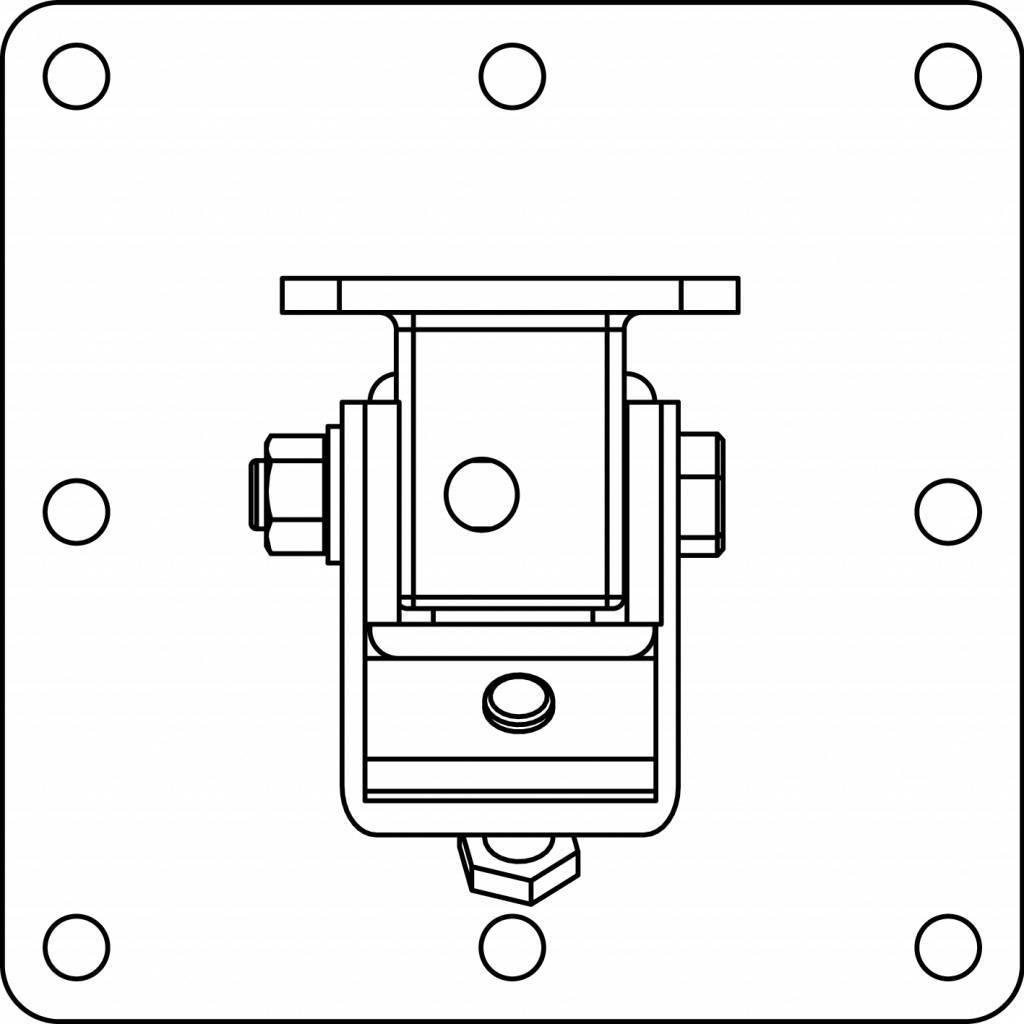 Turbosound  CB-55-WH