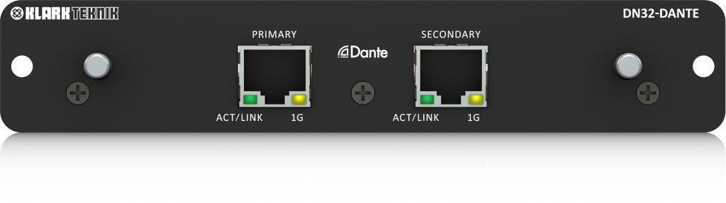 Klark Teknik DN32-DANTE