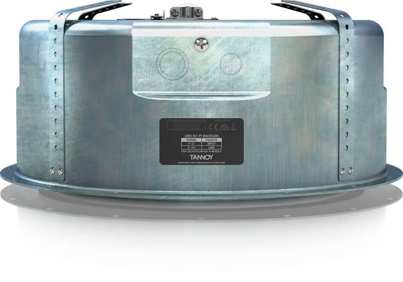 Tannoy Pro CMS 801 PI 8 OHM BACKCAN