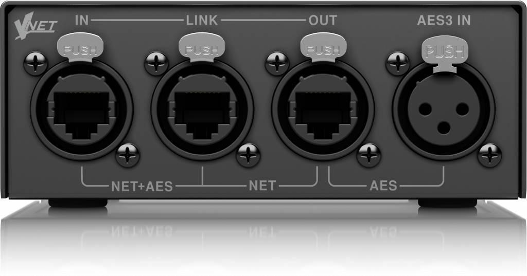 Klark Teknik VNET USB RS232 INTERFACE