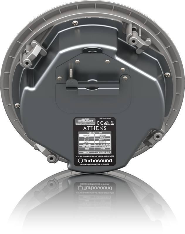 Turbosound TCS32C-T-WH