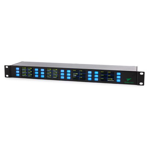 GreenGO 24 channels extension for MCX