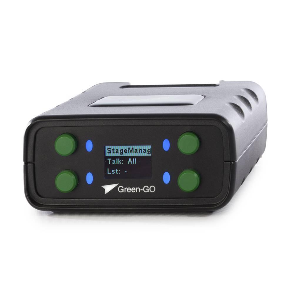 GreenGO GreenGo RDX Interface
