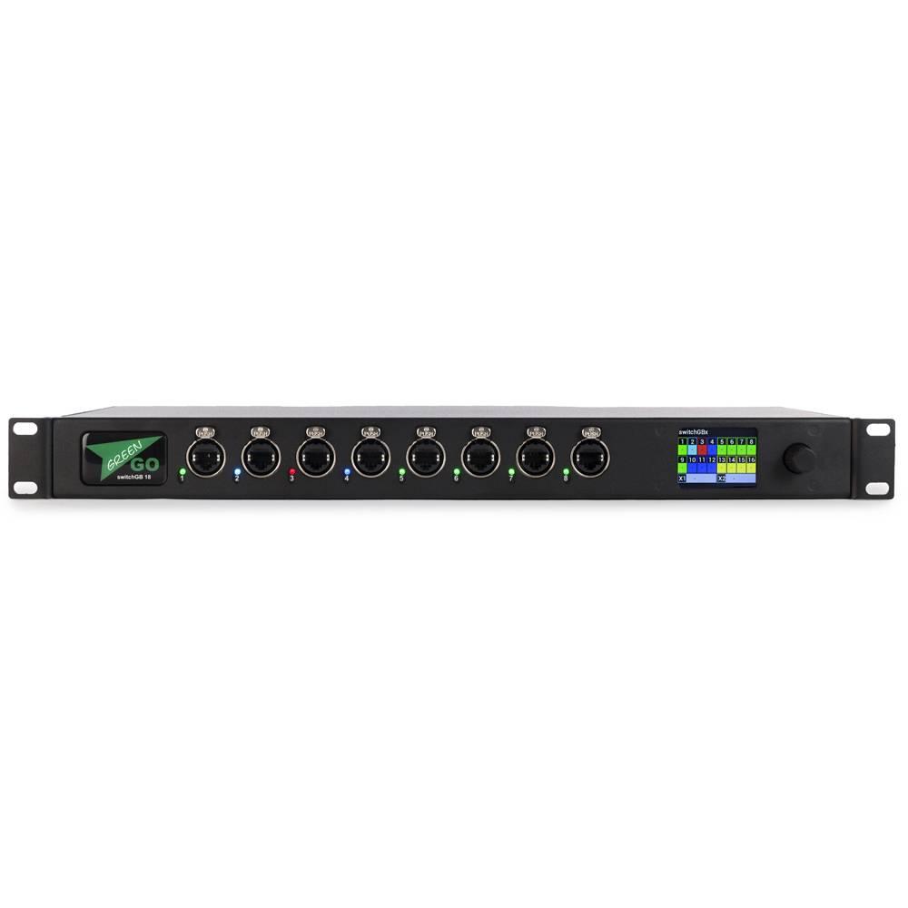 GreenGO 16 poorts Gigabit Switch