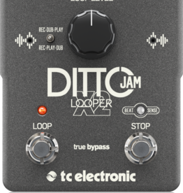 TC-Electronic Ditto Jam X2 Looper