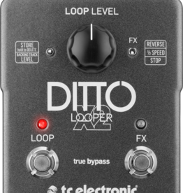 TC-Electronic DITTO X2 LOOPER