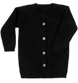 carlijn-Q knitted vest zwart