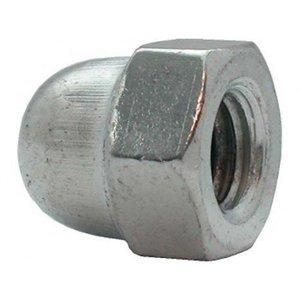 Dopmoer DIN1587 verzinkt