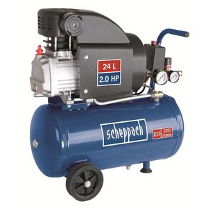 Sheppach Sheppach compressor 24L HC25
