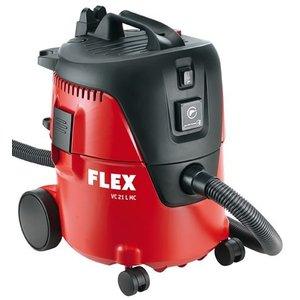 Flex Flex Nat- en droogstofzuiger VC 21 L MC Klasse L +5 vlies-filterzakken