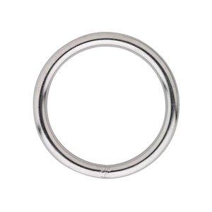 Dulimex Gelaste ring RVS AISI 316